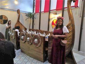 Mesa Barco Viking - Apenas reserva com mais de 08 pessoas